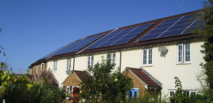 Homes with Solar PV Panels